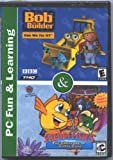 Bob the Builder/Freddi Fish 5 Combo