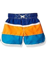 iXTREME boys Colorblock Swim Trunk