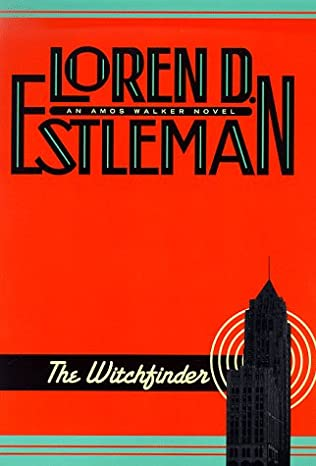 book cover of The Witchfinder