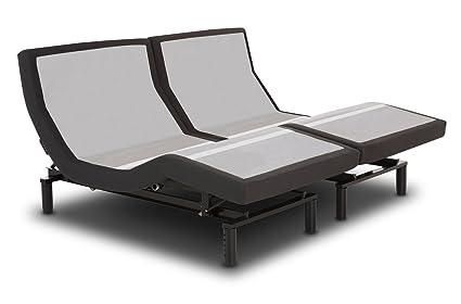 Prodigy 2.0 Adjustable Split King Bed Set Sleep System Leggett U0026 Platt,  With Luxury Delta
