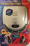 Lenoxx Sound Programmable Personal Compact Disc Player CD-50