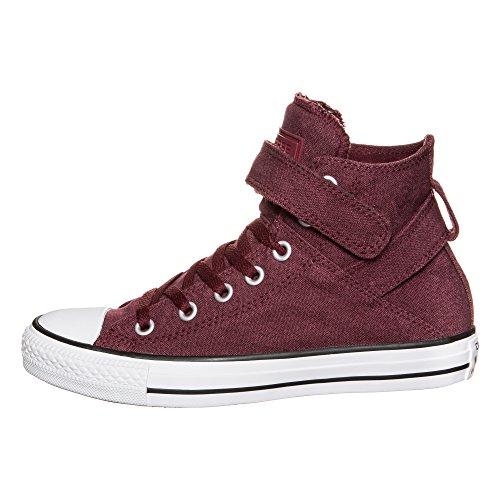 Converse chuck taylor all star sneaker high brea (bordeaux/noir)
