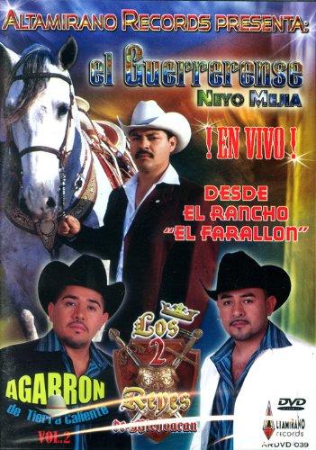 Neyo Mejia (El Guerrerense), Los Dos Reyes De Michoacan - Neyo Mejia (DVD 2 Reyes De Michoacan En Vivo) 039 - Amazon.com Music