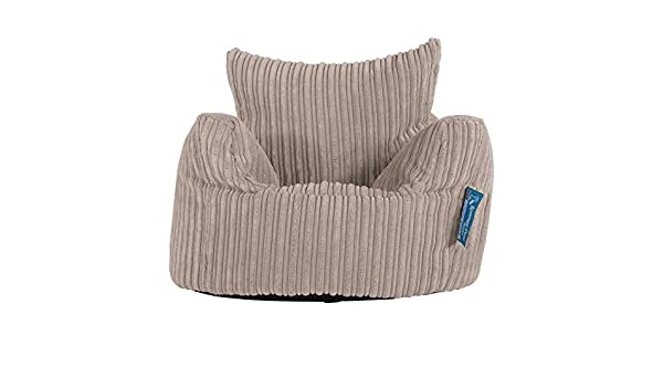 Lounge Pug®, Puff Sillón para niños, Pana Clásica - Visón ...
