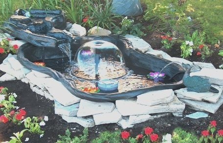 Amazoncom Algreen Folding Pond Kit with Streamlet Watercourse