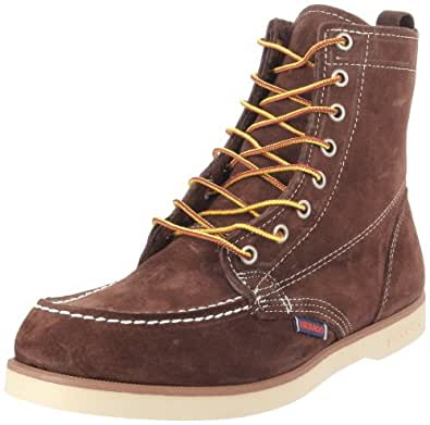 Sebago Men's Fairhaven Boot Boot,Brown,10 M US