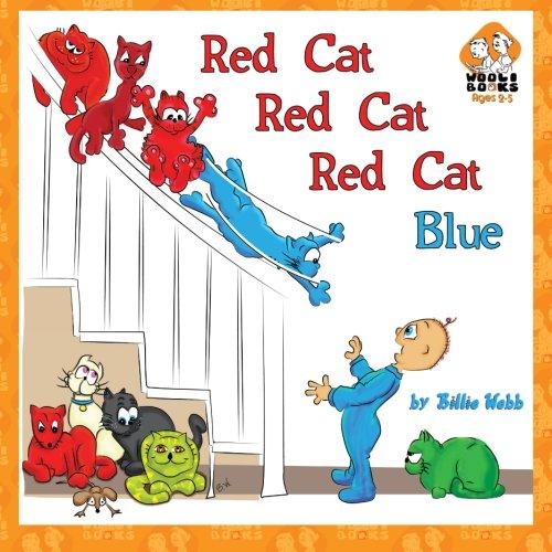 Download Red Cat, Red Cat, Red Cat, Blue PDF ePub fb2 ebook