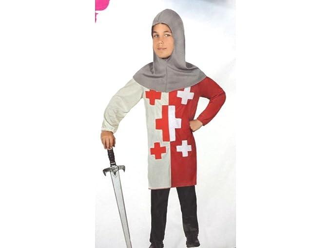 ATOSA Disfraz infantil soldado medieval 10-12: Amazon.es: Ropa y ...