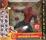 "The Amazing Spiderman Ulitmate 18"" Super Poseable Action Figure (2003 ToyBiz)"