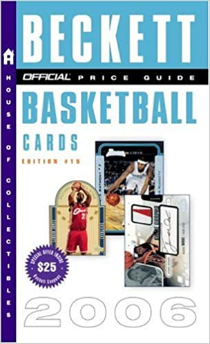 The Official Beckett Price Guide to Basketball Cards 2006 Edition #15
