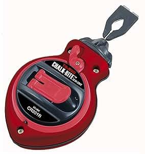 Tajima CR201R-0 CHALK-RITE Gear Drive Chalk Snap-line