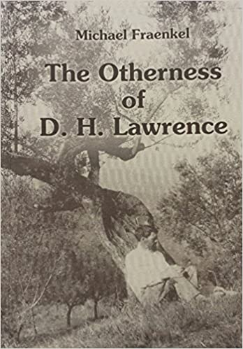 Amazon.com: The Otherness of D.H. Lawrence (9781897722589 ...