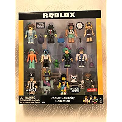 Roblox Celebrity Series Target Exclusive 12pk Figurines: Toys & Games