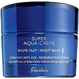 Guerlain Super Aqua بلون بيج age-defying كريم ترطيب جسمك ليلا ً ا مكث الشفاء ، 1. 6جرام ً ا 1.7 oz no color