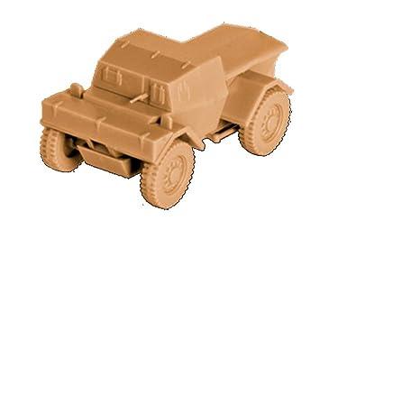 Amazon com: Zvezda Models British Armored Scout Car