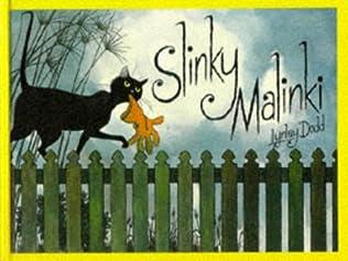book cover of Slinky Malinki