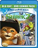 Shrek 2 (Two-Disc Blu-ray / DVD Combo) by Dreamworks Animated by Conrad Vernon, Andrew Adamson Kelly Asbury