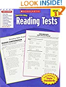 #5: Scholastic Success With Reading Tests,  Grade 3 (Scholastic Success with Workbooks: Tests Reading)