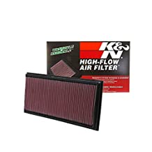 K&N 33-2857 High Performance Replacement Air Filter by K&N