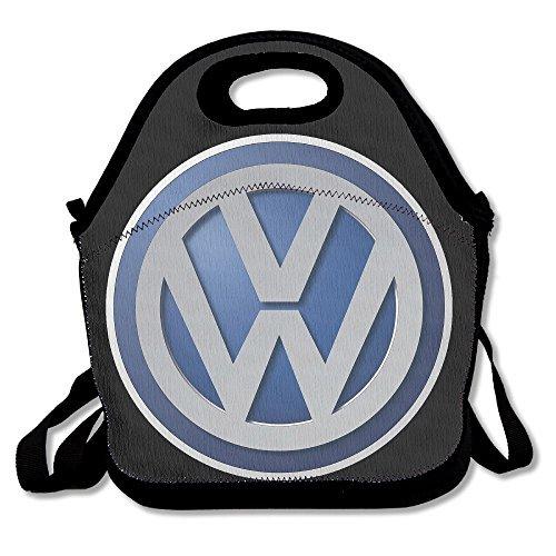 nadeshop-volkswagen-logo-lunch-bag-tote