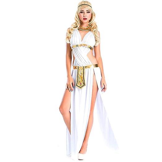 QZ Disfraz de Halloween Cosplay Diosa de la Libertad Griega ...