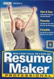 Individual Resume Maker Pro Version 14