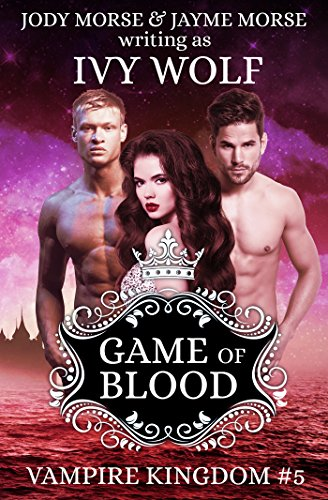 Game of Blood (Vampire Kingdom #5)