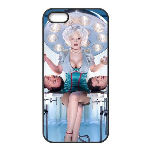 Cosmetic Room Movie coque iPhone 5 5S cellulaire cas coque de téléphone cas téléphone cellulaire noir couvercle EOKXLLNCD22966