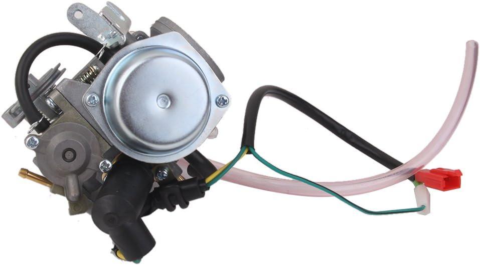 Almencla carburatore Gy6 250 cc per scooter Go Kart JCL KinRoad Roketa