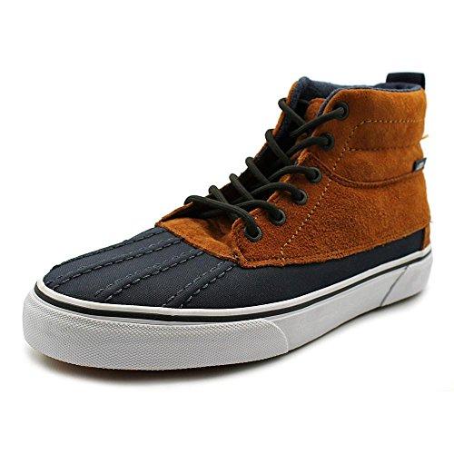 Vans Zapatillas abotinadas U Sk8-Hi Del Pato Mt Marrón / Negro EU 40 (US 7.5)