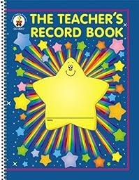 Carson Dellosa The Teacher\'s Record Book Record/Plan Book (8207)