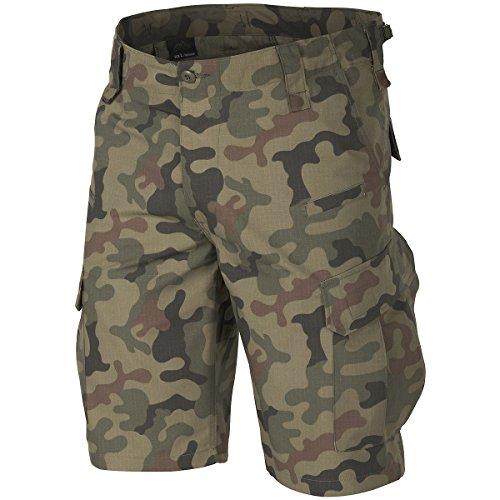 Helikon CPU Men's Shorts PL Woodland size L