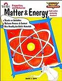 Matter and Energy, Grades 3-6, Daniel J. Spero, 1557992967