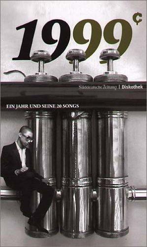 50 Jahre Popmusik - 1999. Buch und CD. Ein Jahr und seine 20 besten Songs