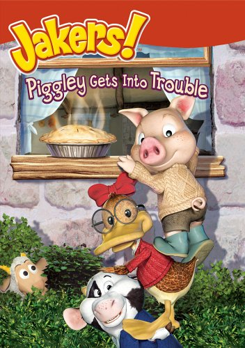 Jakers! - Piggley Gets Into Trouble