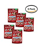 PACK OF 5 - DreamBone ''Rattle Ball'' Chews Small - 14 CT