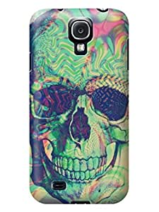 LarryToliver Customizable Series Case for samsung Galaxy s4 - Free Packaging - Beautiful Skull pictures #1