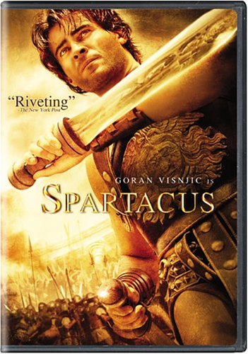 Spartacus (Series Spartacus Dvd Tv)