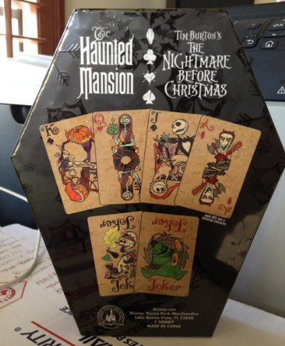 Disney Theme Park Exclusive Nightmare Before Christmas Playing -
