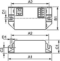 Philips HF-M Matchbox RED 118 SH PL-C//PL-T 230-240V