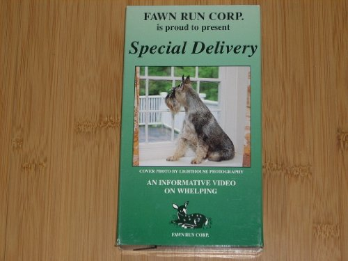 (Special Delivery: An Informative Video on Whelping. VHS film hosted by Catherine Lord, breeder and owner of top winning standard Schnauzers.)