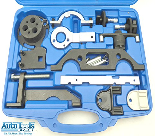 Maletín con juego de herramientas para Opel Vauxhall GM 1.3 CDTI 16 V, 1.9 CDTi, 2.0 DTI, 2.2 DTI: Amazon.es: Coche y moto