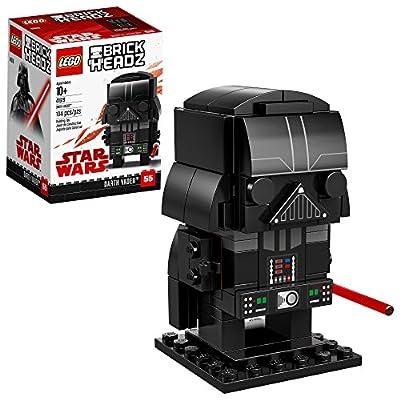LEGO BrickHeadz Darth Vader 41619: Toys & Games