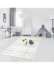Extra Large Interlocking EVA Foam Baby Play Mat Soft Stylish Non-Toxic Kids Toddler Play Floor Tiles Mats with Edges