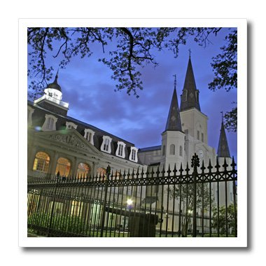 New Orleans Cathedral - 3