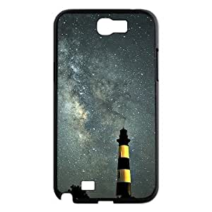 Lighthouse Use Your Own Image Phone Case for Samsung Galaxy Note 2 N7100,customized case cover ygtg544716