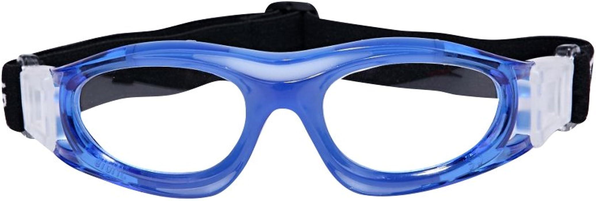 b779112b84e2 De Ding Basketball Football Prescription Goggle Soccer Safety Eyewear (blue)