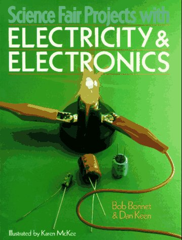 electricity science fair projects Make electricity from fruits: electromagnet projects: effect of salt on boiling temperature of water.