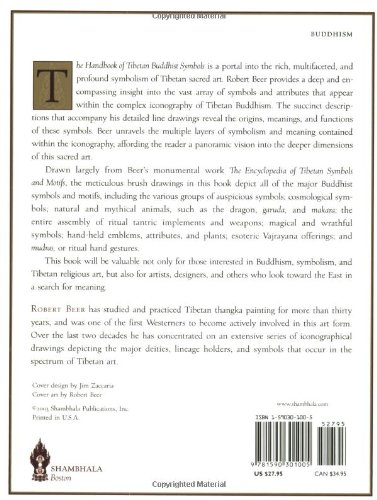 A Handbook of Tibetan Buddhist Symbols: Amazon co uk: Robert