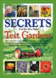 Secrets from the Jerry Baker Test Gardens, Jerry Baker, 0922433550